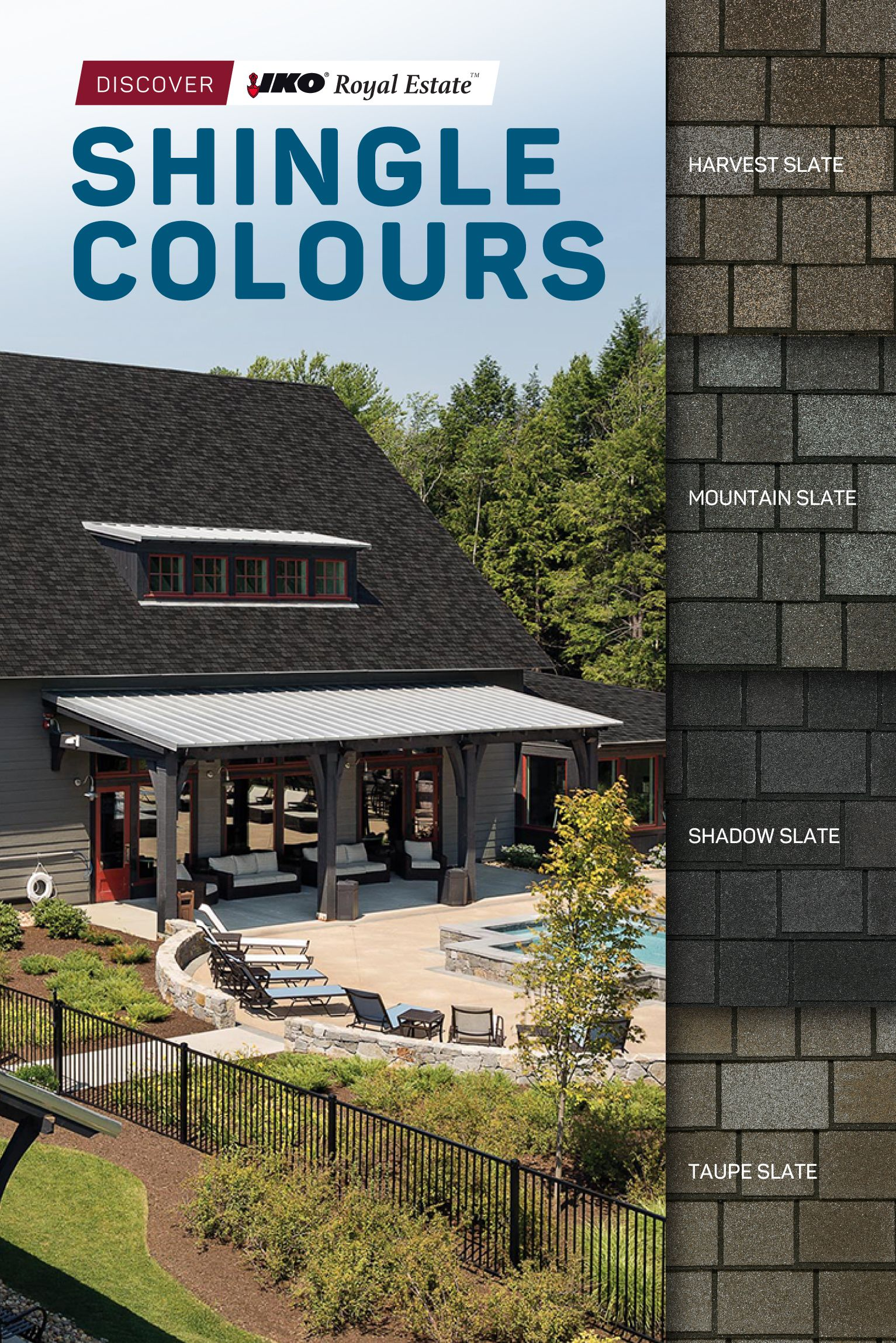 Best Iko Royal Estate Offers The Luxurious Look Of Slate For 640 x 480
