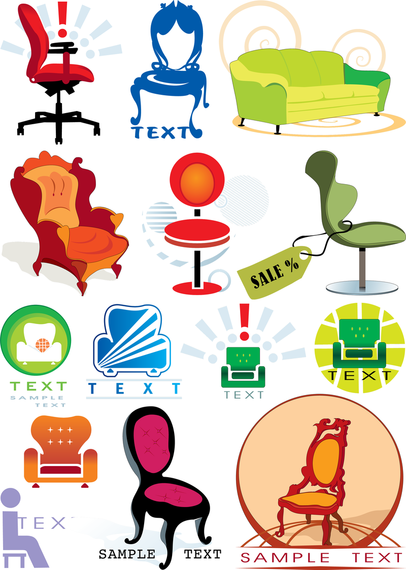 Vector Graphics Theme Chair Ad Affiliate Spon Graphics Theme Chair Vector In 2020