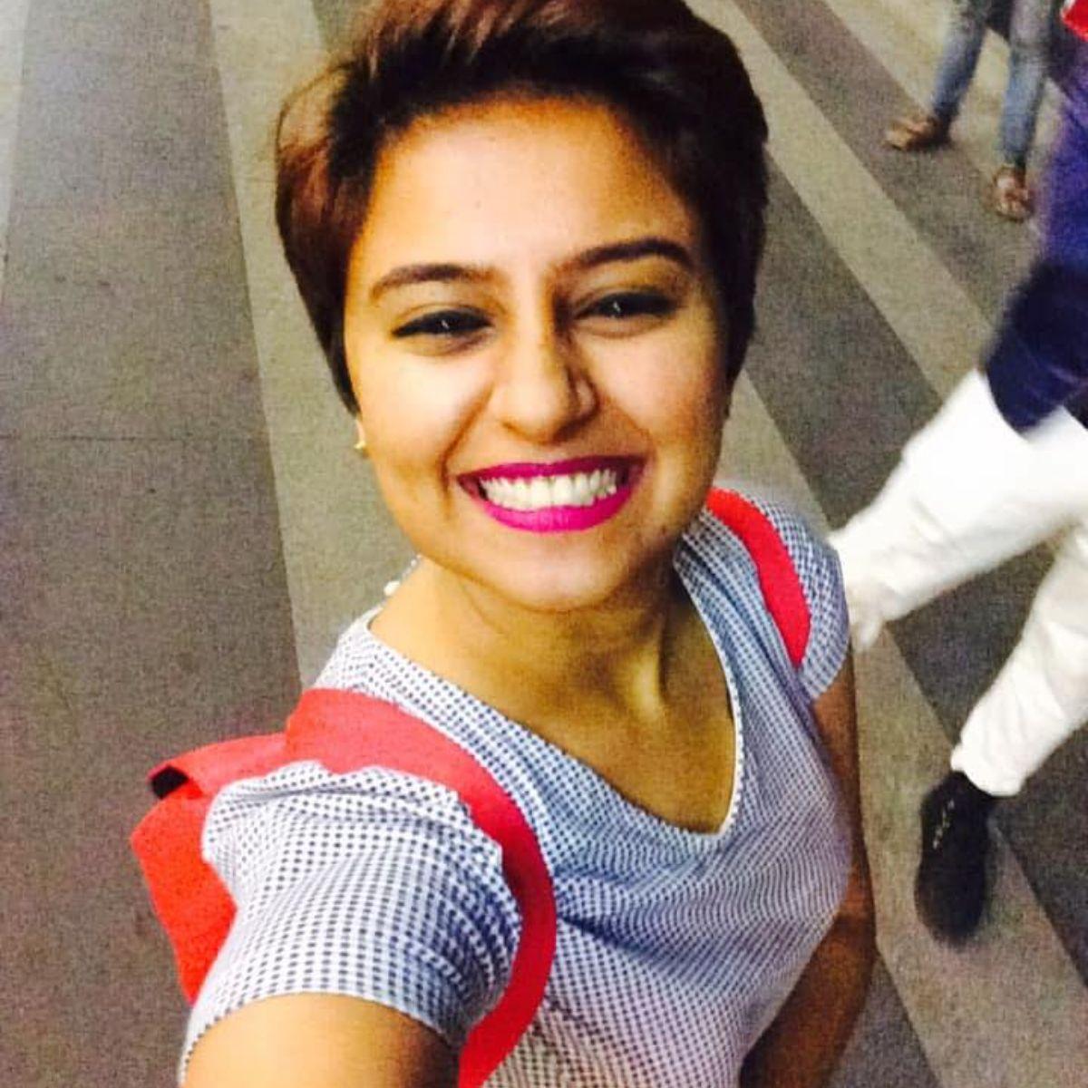 Bigg Boss Kannada fame Jayashree Ramaiah's shocking post