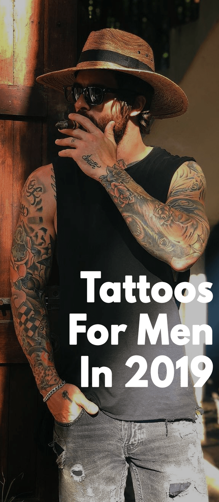 20 Trendy Tattoo Designs For Men To Get Inked In 2019