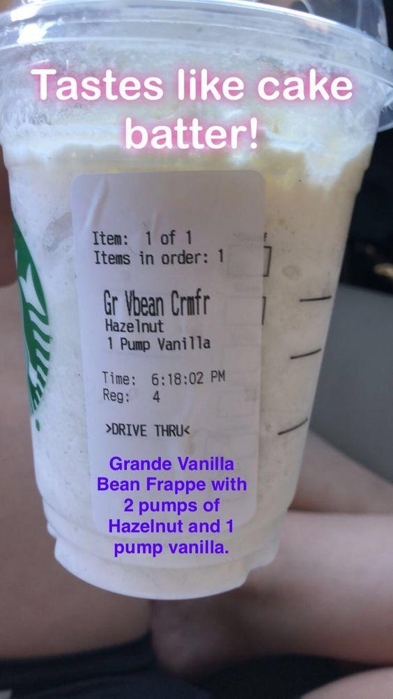 How to Make Your Favorite Starbucks Drink at Home #starbuckssecretmenudrinks