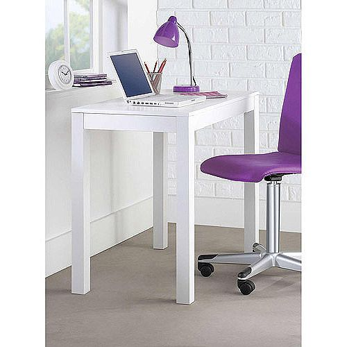 Altra Furniture Parsons Writing Desk With Drawer