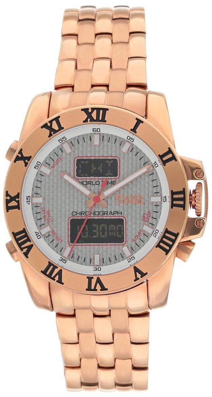 Mashreqworld : Trazer Men's Casual Watch Stainless Steel Strap price