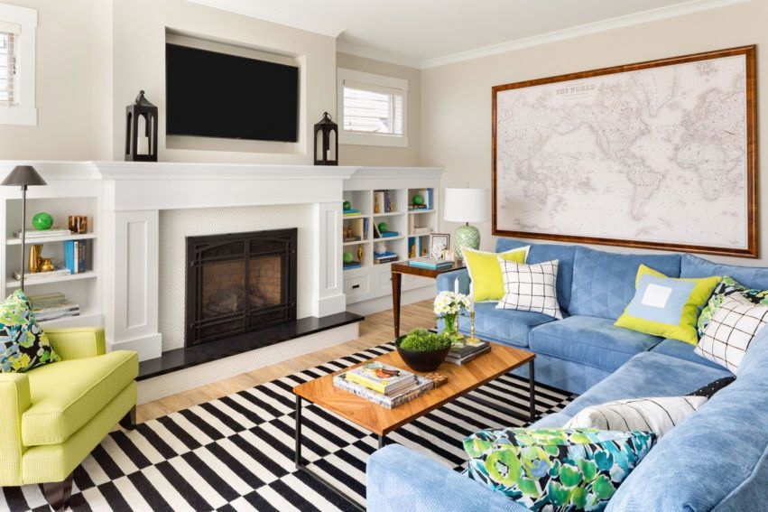 How To De Tuscanize Your Home Before And After Home Beige Wall Colors Classic Fireplace