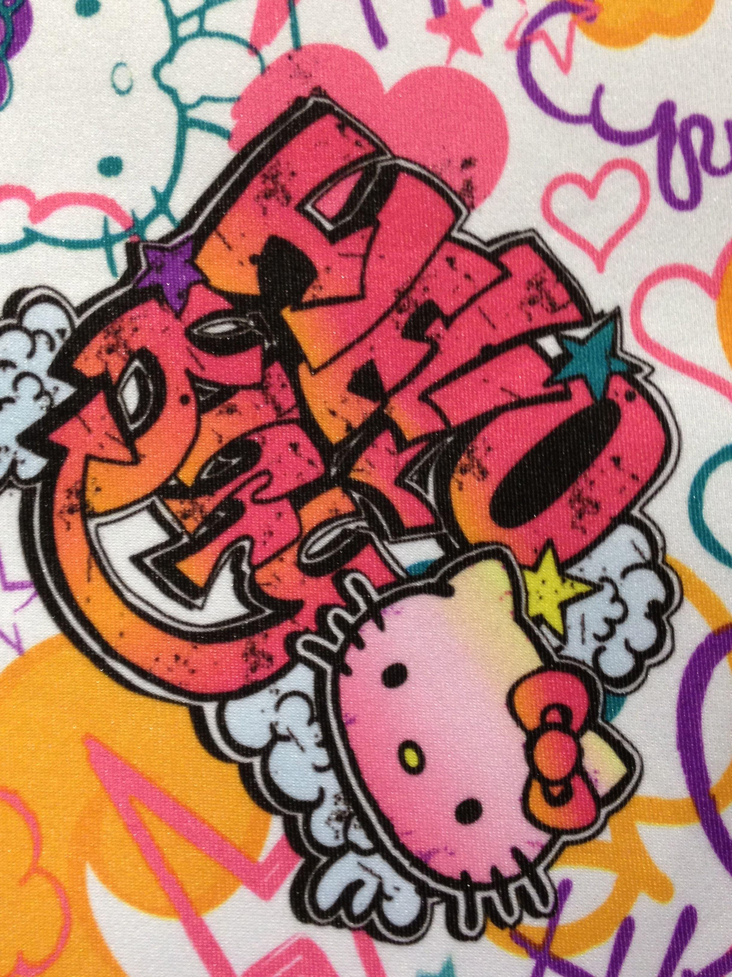 Hello Graffiti Hello Kitty Art Hello Kitty Stuff Sanrio Hello Kitty Graffiti Names