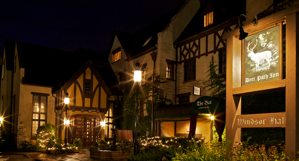 Deer Path Inn Lake Forest Illinois Off The Beaten I Can