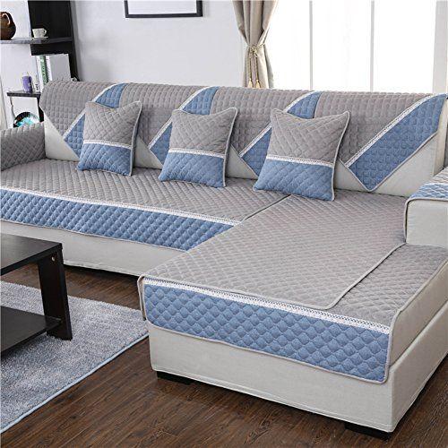 Sofa Covers,Europäische Leinenstoff Wohnzimmer Slip Sofa Handtuch - moderne wohnzimmer couch