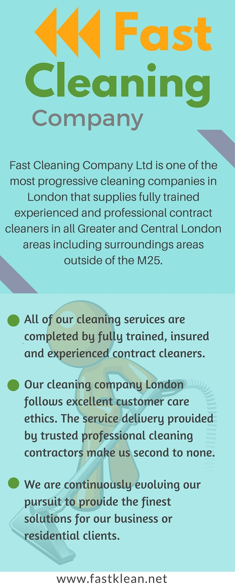 The best cleaning from professionals