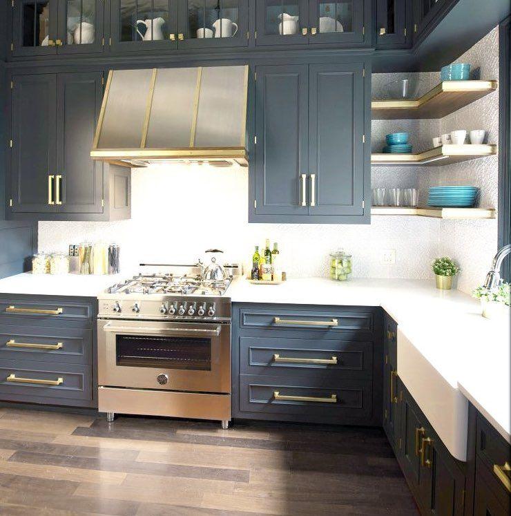House Beautiful Decor on Instagram u201cTall Kitchen
