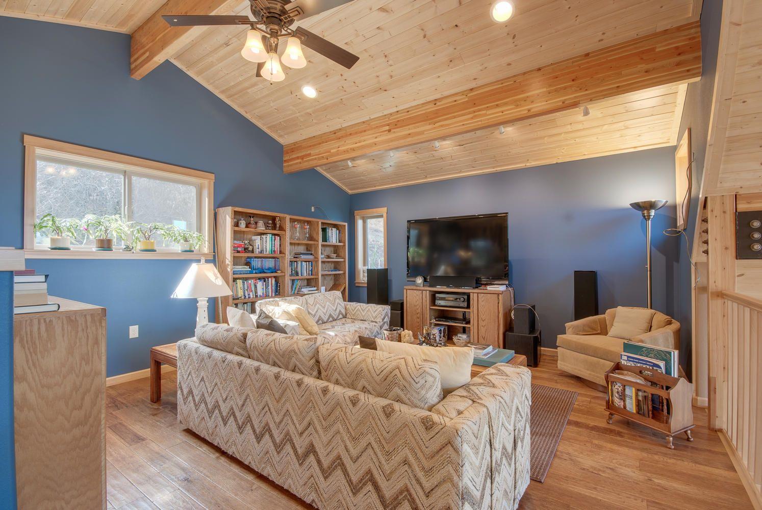 Foxdale Home, Interior, Custom home designs