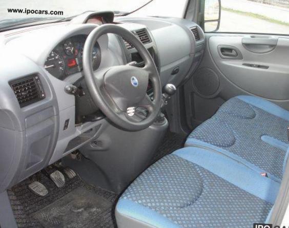 Fiat Scudo Furgone concept - http://autotras.com