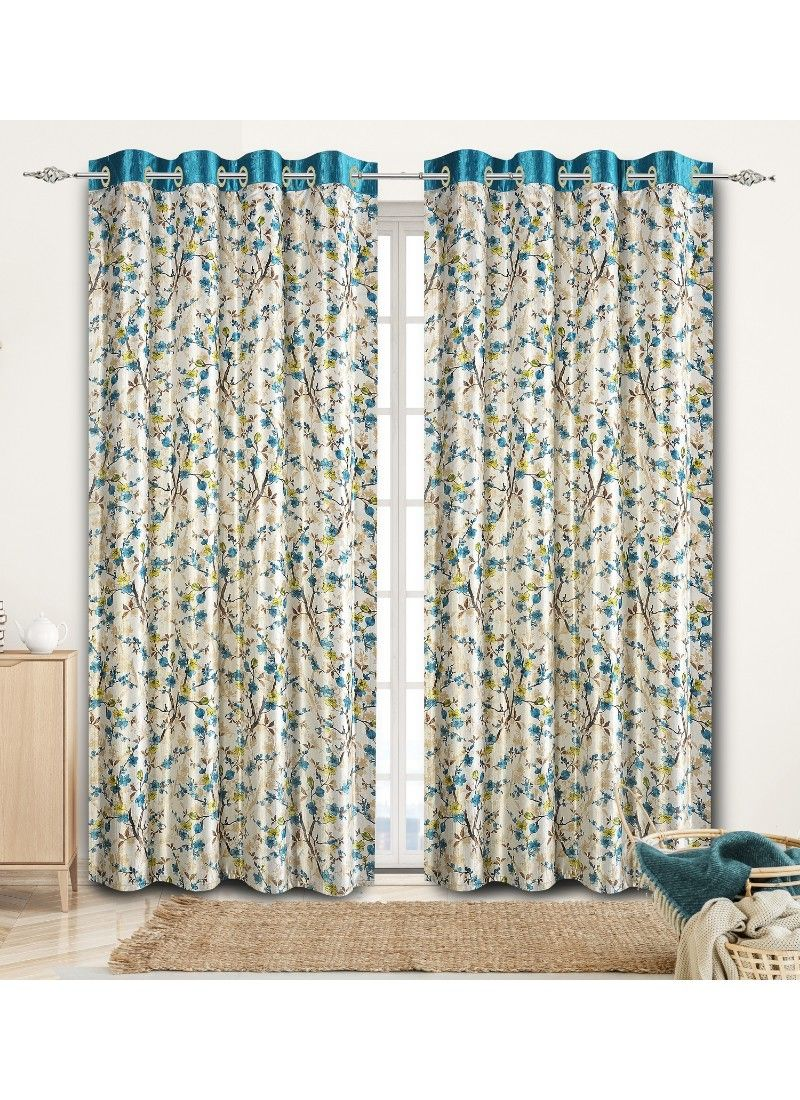 This Curtains Is Of 7 Feet Should Definitely Be Put On The House Which Will Make Your Look Amazing