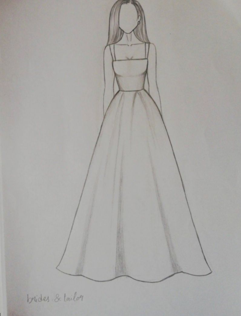 Fashion Drawing Model Dresses Girls Topmodels Tiktok Em 2020 Croquis De Moda Desenhos De Moda Desenho De Moda
