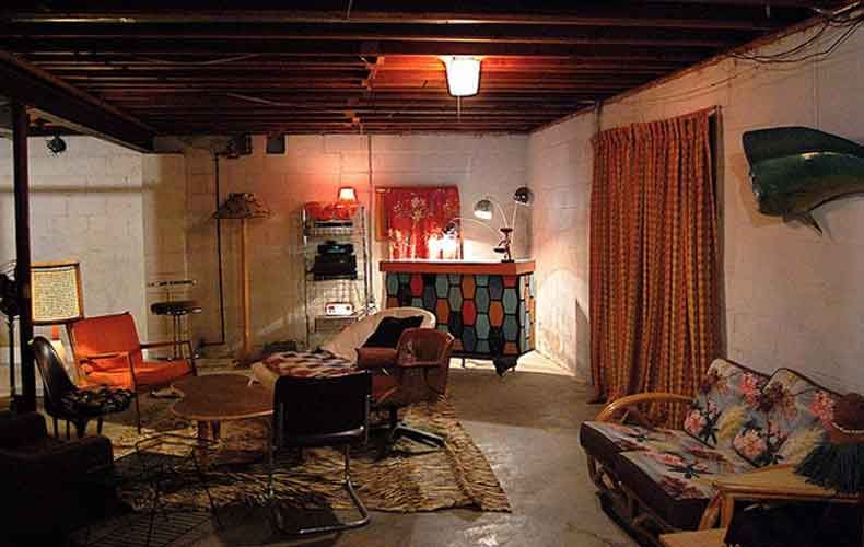 10 Unfinished Basement Ideas Easy To Achieve Model Home Decor