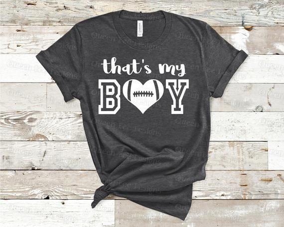 Download That's My Boy svg / That's My Boy Football svg / Football ...