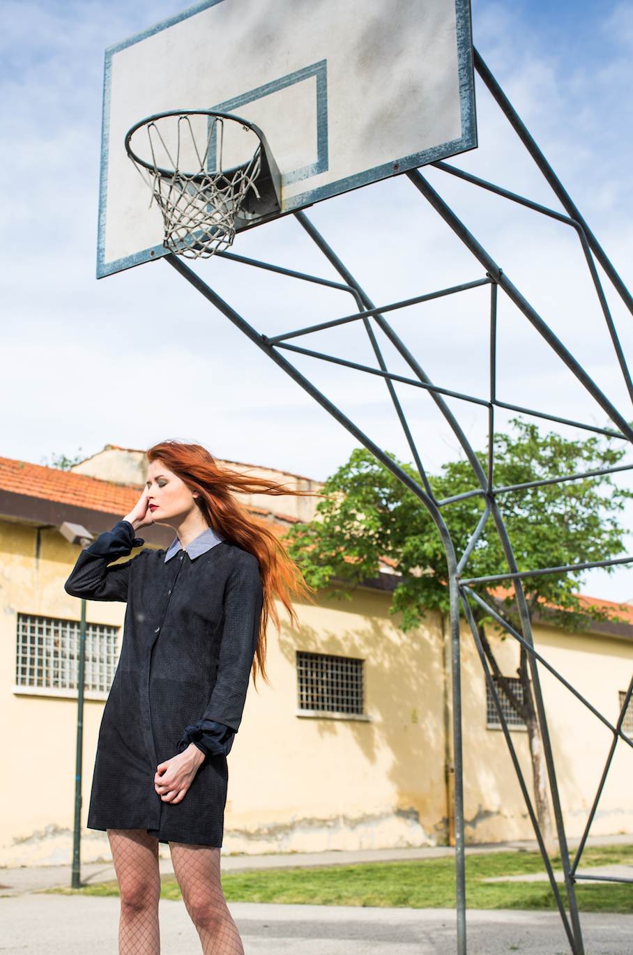 All clothes by Gaia Eva Martelli Photography: Marco Onofri bit.ly/1lSUpaB  #fashion #womanswear #photography #editorial #shooting