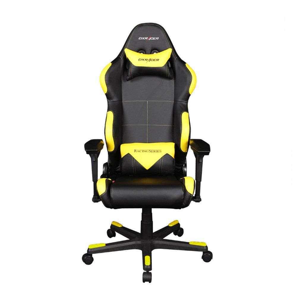 DX Racer RC99 NY Black Yellow Racing Bucket Seat Office Chair Gaming ChairDX Racer RC99 NY Black Yellow Racing Bucket Seat Office Chair  . Office Racer Chair. Home Design Ideas