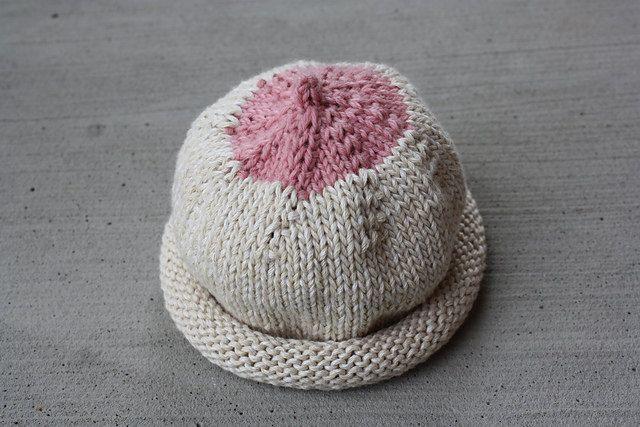 Breast Hat Boob Beanie Nursing Hat Knitting Pattern Pdf Baby