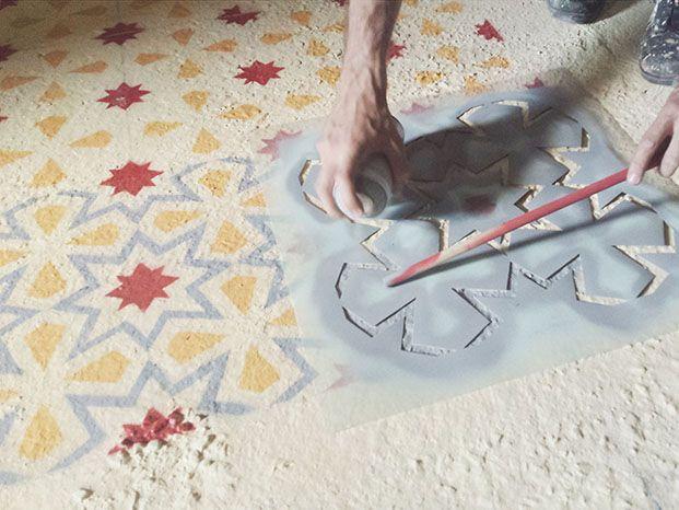 Processed with VSCO with t1 preset Proyecto Floors, arte urbano de Javier de Riba