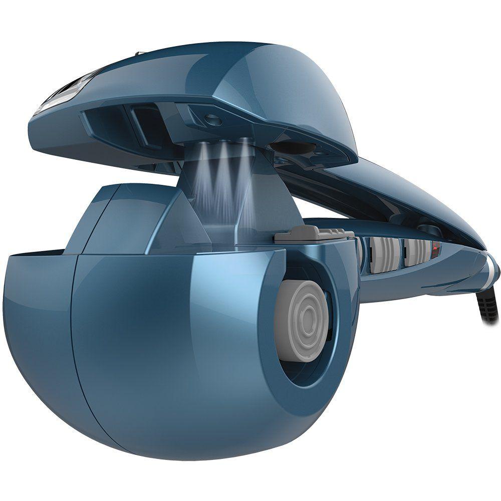Babyliss pro nano miracurl steamtech curl machine beauty pinterest