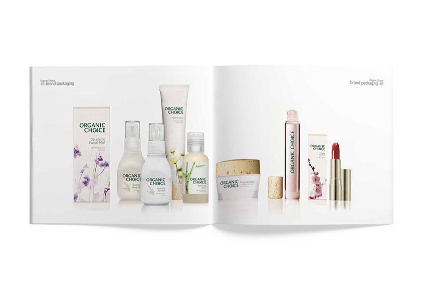 designojo | Organic Choice Branding