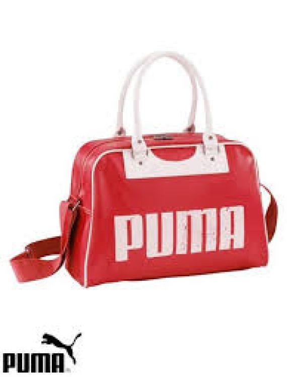efd00fb0a0 Puma Originals Classic Retro Gym Fitness Unisex Sporting Bag Post Free