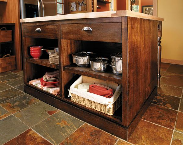 Build A Kitchen Island U2013 Canadian Home Workshop   I Could So Do This