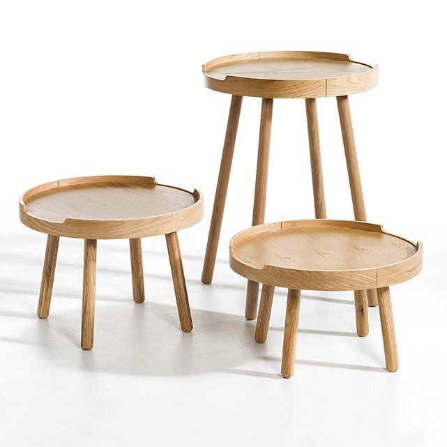Visby Table With Removable Tray 3 Sizes Am Pm Price Reviews And Rating Delivery So Practical With Its Removable Tray This Low Table Comes I With Images Coffee Table
