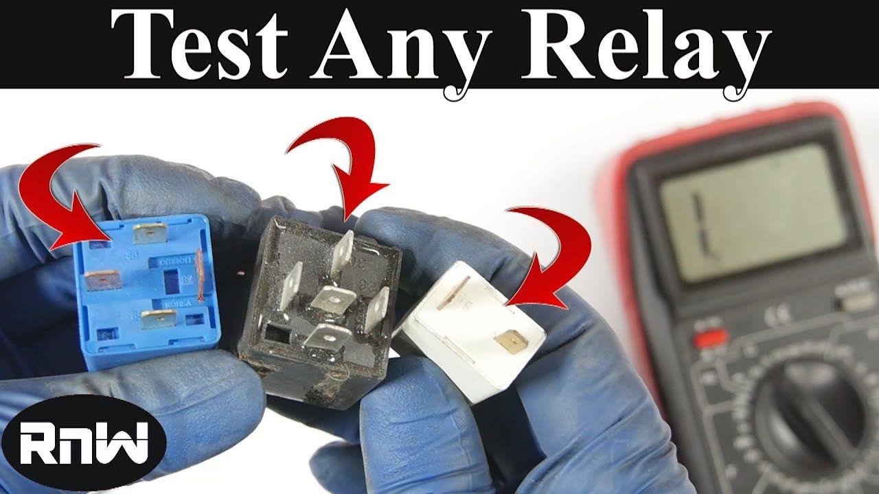 Pin on Relay Testing