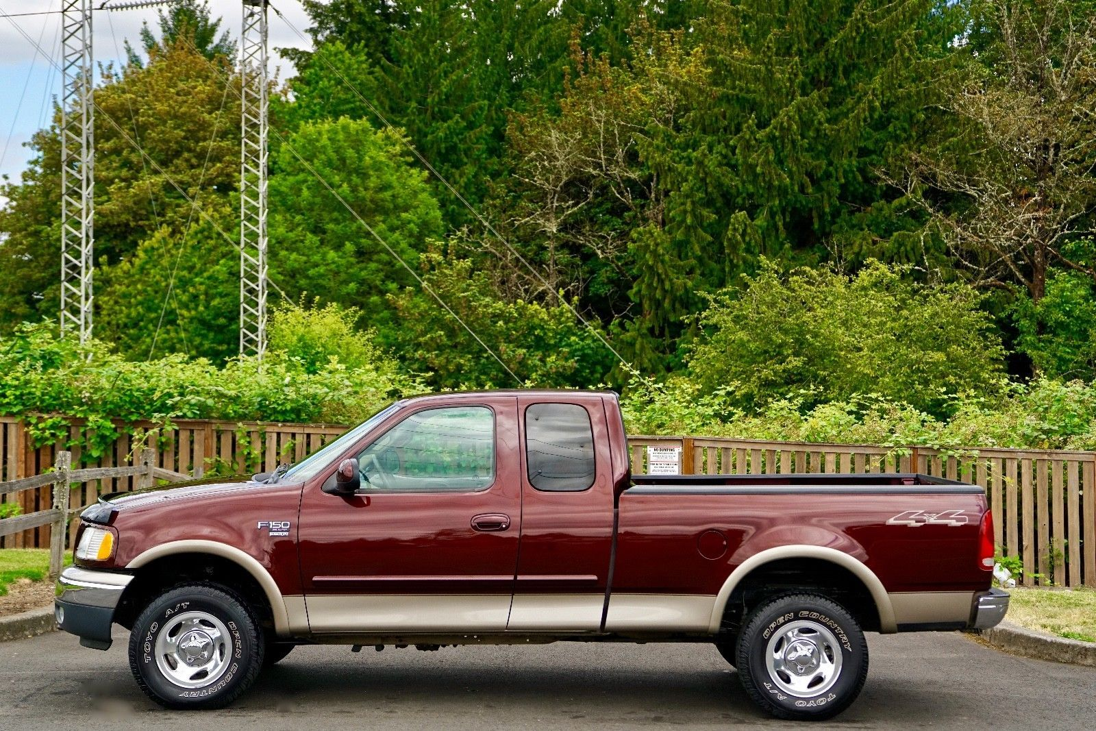 2001 Ford F 150 Xlt 2001 Ford F 150 Xlt Supercab 4 Dr 4x4 Short Bed Pickup Truck With 27 000 Miles Ford Trucks Ford Ford F150 Xlt