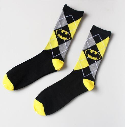 fd867cb8fb68 DC Cartoon Novelty Fun Socks | Products | Fashion socks, Dress socks ...