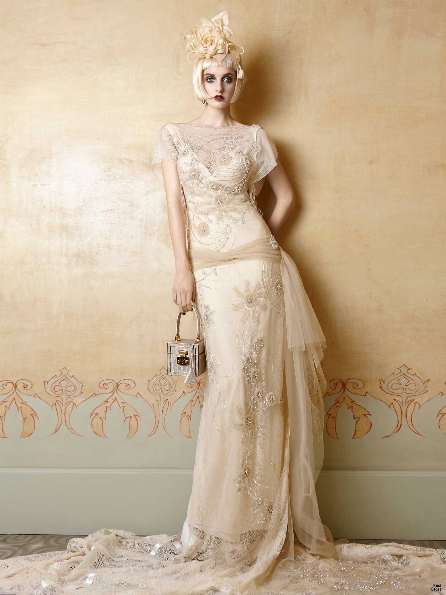 Yolancris mademoiselle vintage bestdress cайт о платьях