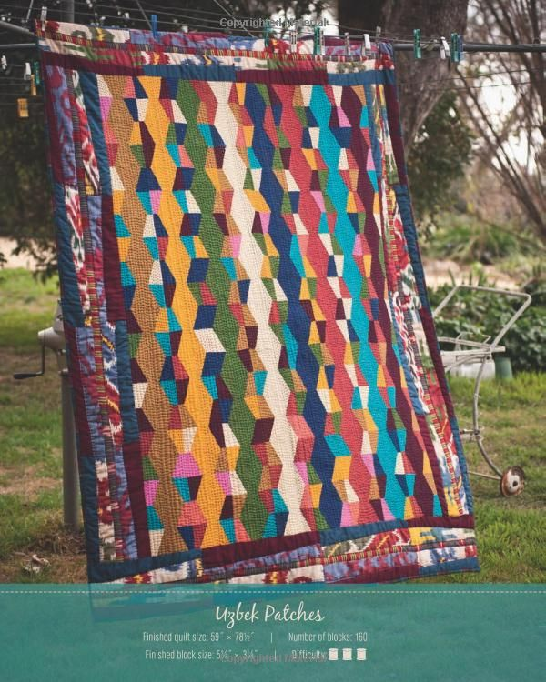 Making Quilts with Kathy Doughty of Material Obsession: 21 ... : kathy doughty making quilts - Adamdwight.com