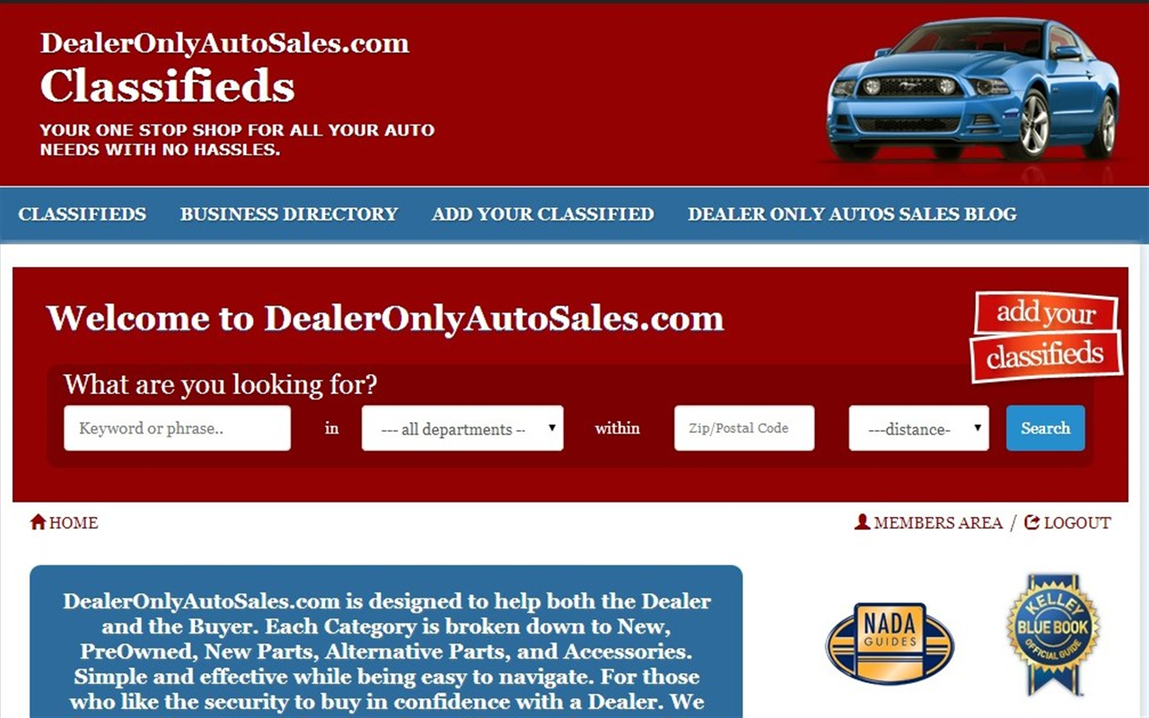 Amazon.com: Dealer Only Auto Sales: Appstore for Android   Dealer ...