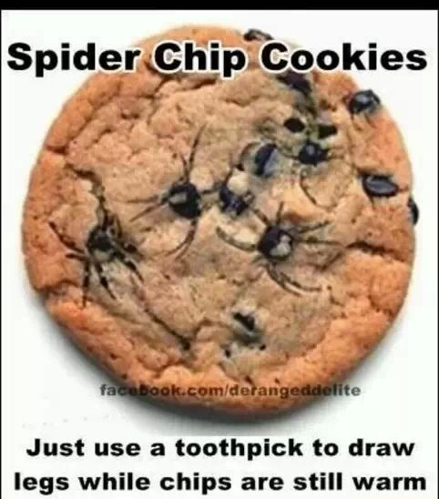 Good idea for a Halloween party or April Fools Day