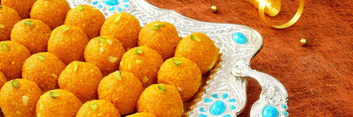 motichoor laddu Sweets online, South indian sweets