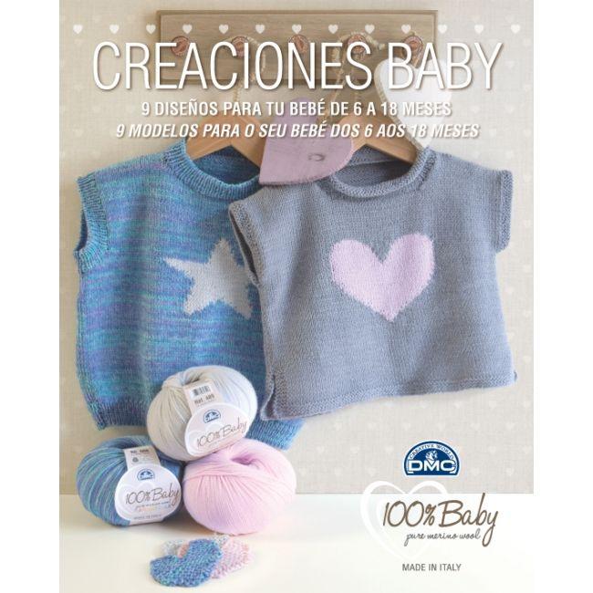 Librito de patrones tricot bebé de 6 a 18 meses 15395/sp | Pinterest