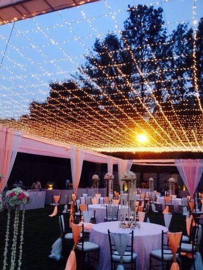 Starry Night Theme Outdoor Sky Sunset Sundowner Ceiling Decor
