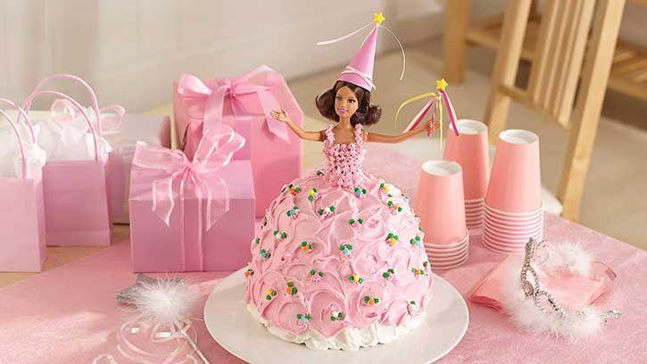 Fantastic Fairy Tale Princess Cake Recipe Doll Birthday Cake Princess Birthday Cards Printable Riciscafe Filternl