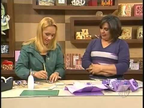 Lê Arts Artesanatos - Caixa de costura - Sabor de Vida
