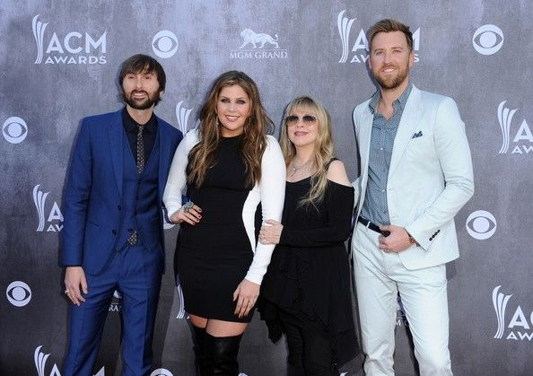 Stevie Nicks - Arrivals at the Academy of Country Music Awards