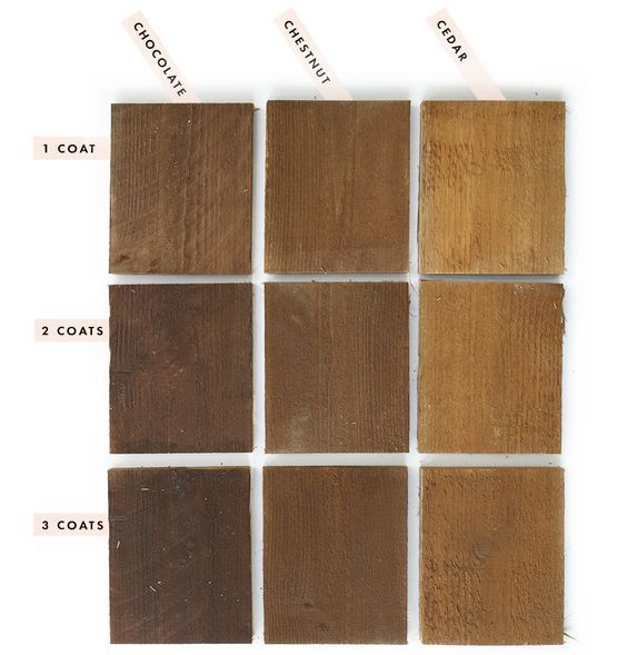 Staining Cedar Columns With Images Cedar Stain Fence Stain Stain Colors