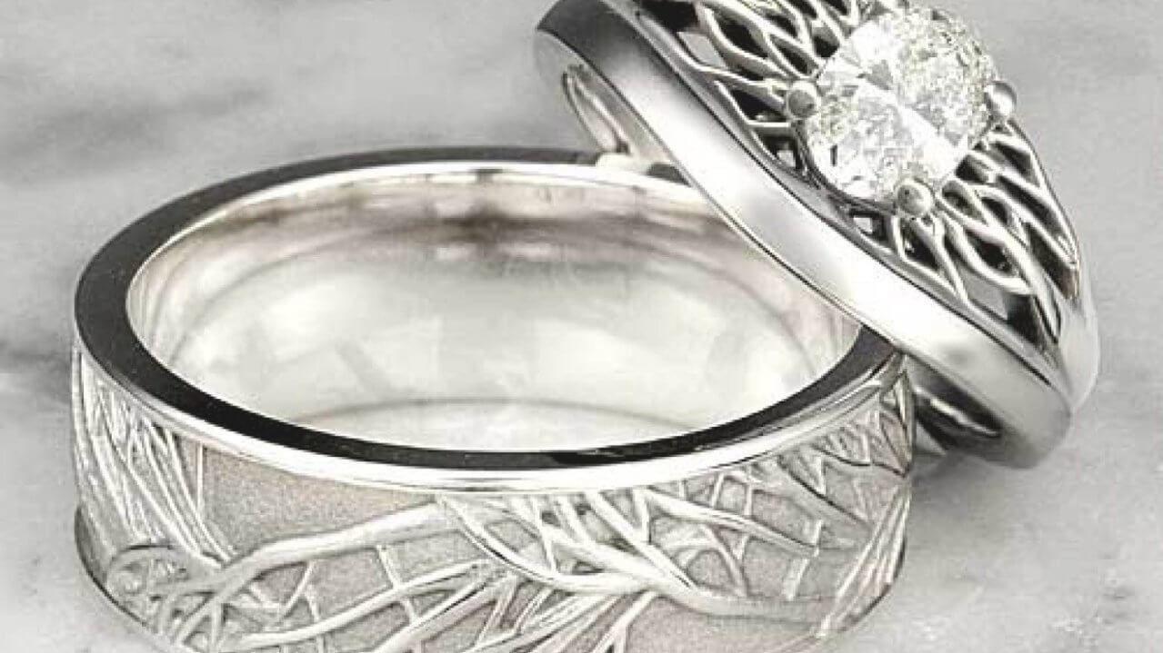 Best 30 unique and unusual wedding rings ideas weddings best 30 unique and unusual wedding rings ideas junglespirit Choice Image