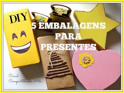 DIY: 7 ideias com rolo de papel higiênico para o Natal - DO LIXO AO LUXO - 9º Arte desafio - YouTube