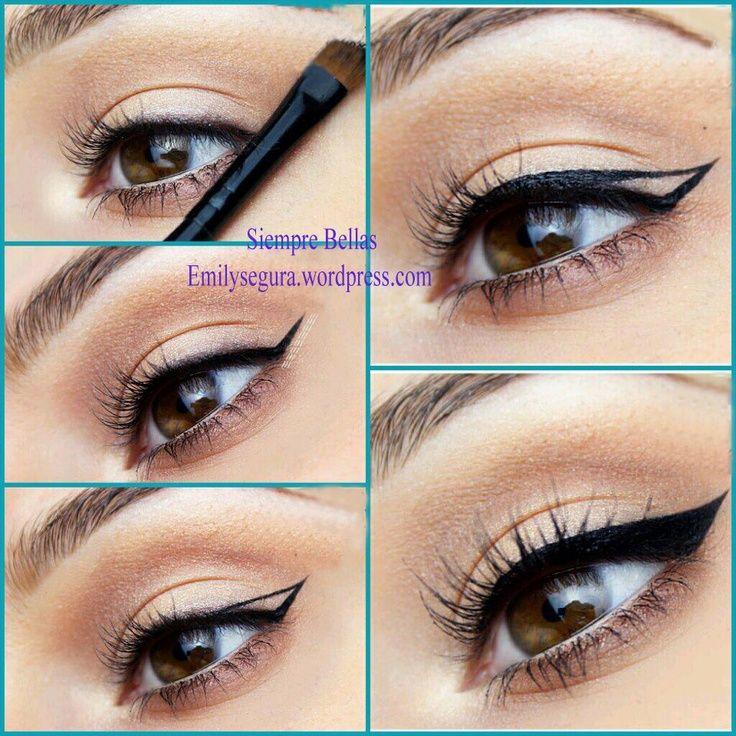 maquillaje profesional de ojos ahumados - Buscar con Google