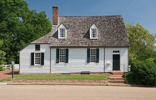 Timson House Williamsburg Virginia Colonial Williamsburg Va