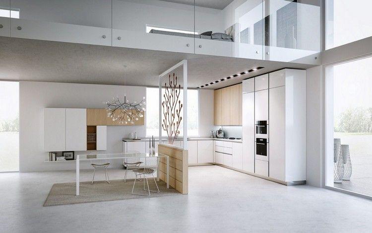 Cucine moderne – modelli con tocchi di colori vivaci   Idee per la ...