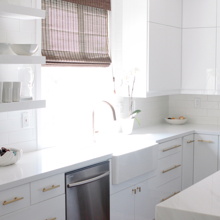 Portfolio Owens Davis Sleek Kitchen White Modern Kitchen Kitchen Inspirations