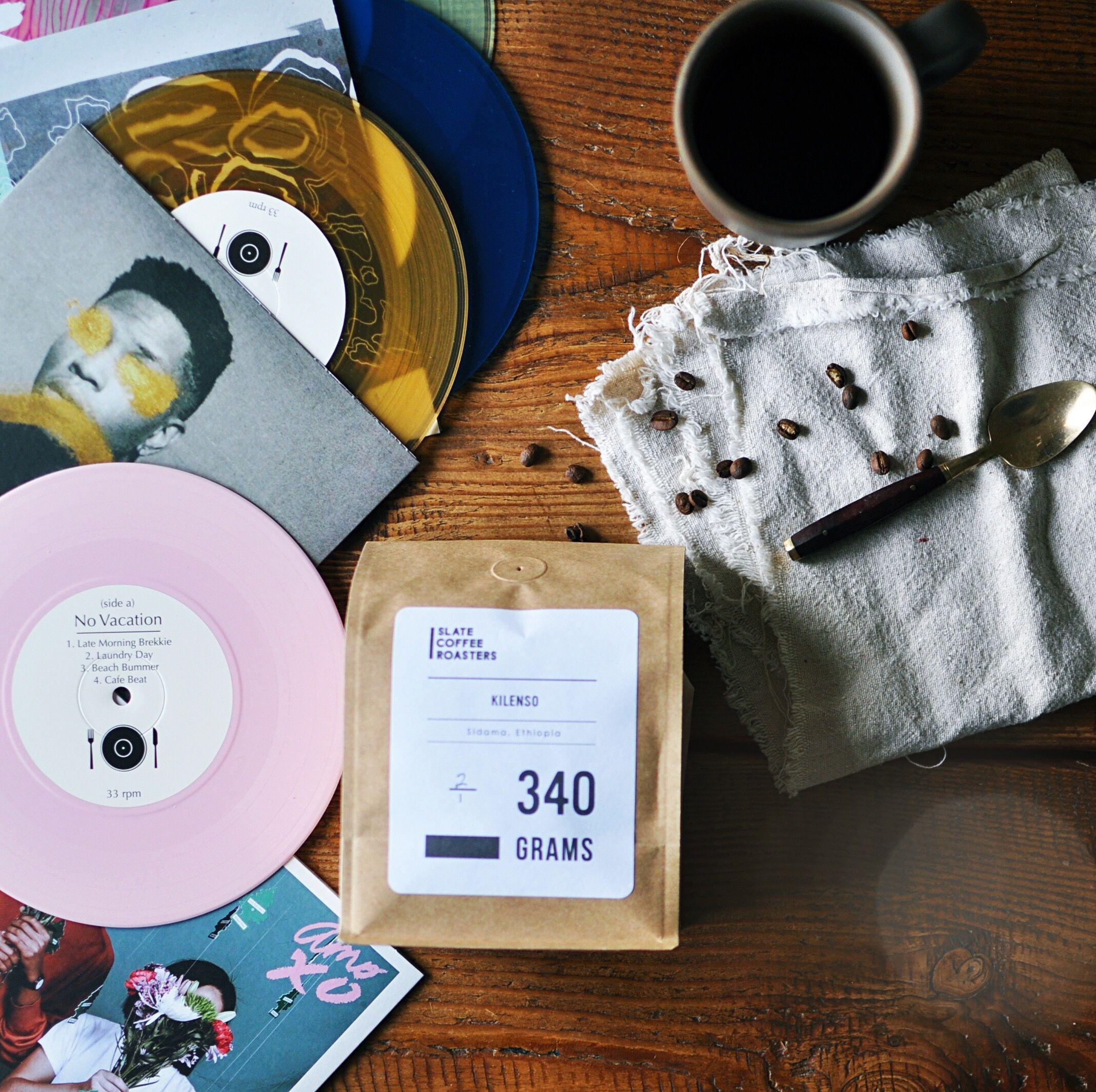 Coffee + Vinyl Pairings Subscription (Recurring) | Turntable ...