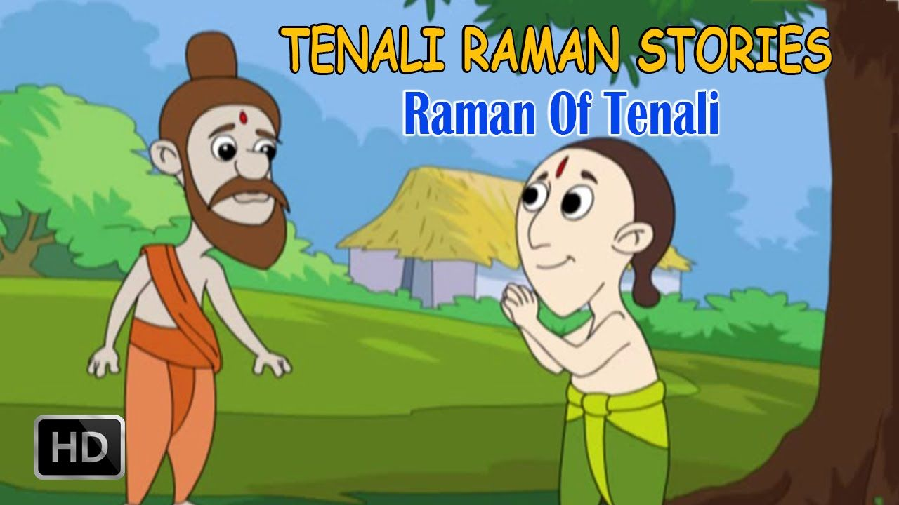 TenaliRaman #Stories - Raman of #Tenali - Life Story of